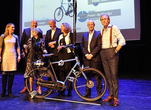 Fieldlab SSRMainports Presents Recover Service E-Bikes