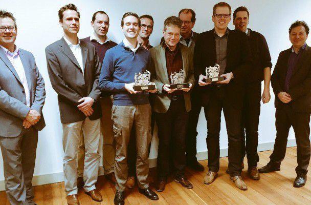 Winners 'Veiligheidsatelier 2016' Announced