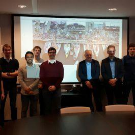 Kick-off project Big Data & Event Security with student team at HSD Campus