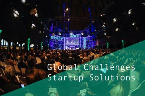 Startup Fest Europe 2017 Presents 'Global Challenges, Startup Solutions'