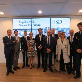 Visit Criminal Justice Chain to The Hague Security Delta