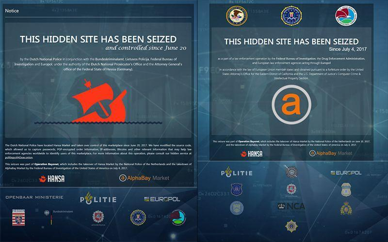 Dutch National Police behind Takedown of Two of the Largest Criminal Dark Web Markets