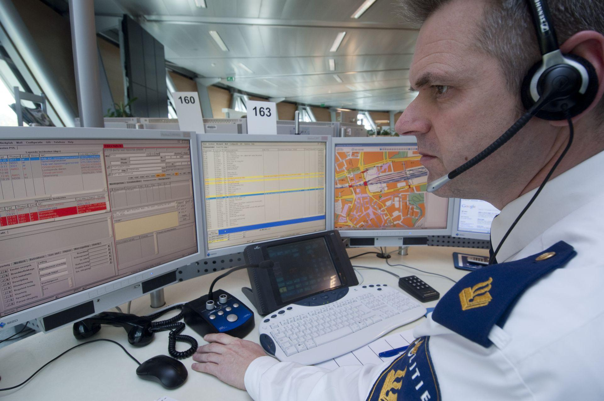 Market Consultation for New Dutch Integrated Control Room System