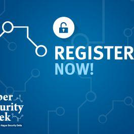 Registration for the Cyber Security Week 2017 is Now Open!