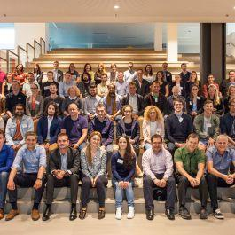 Talentscout during International Cyber Security Summer School