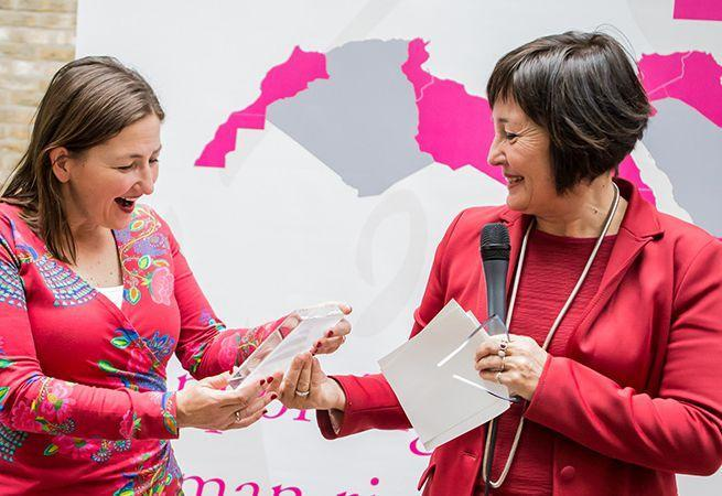Woman's Rights Network KARAMA Opens European Head Office at HSD Campus International Centre