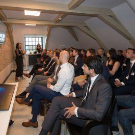 High-Tech IT Lab Opened in The Hague