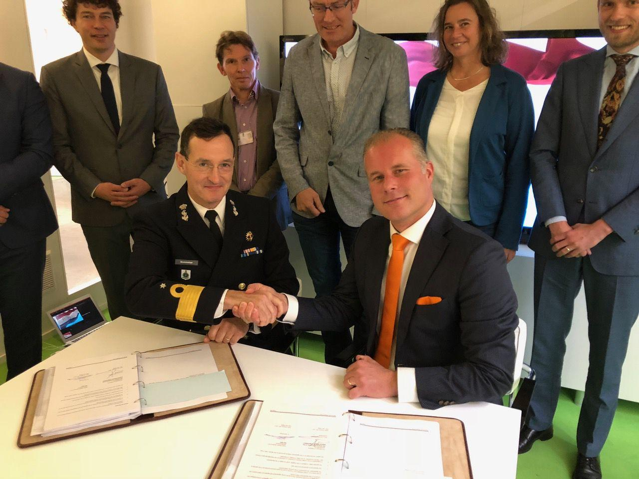Robin Radar Systems Signs a €7m Deal with Royal Netherlands Airforce