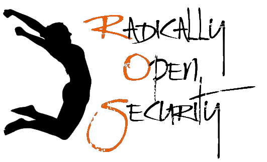 Radically Open Security