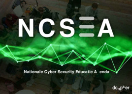 Dcypher: Nationale Cyber Security Educatie Agenda