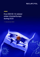 How Covid-19-related Crime Infected Europe During 2020