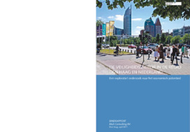 B&A Research: 'De veiligheidssector in de regio Den Haag en Nederland'