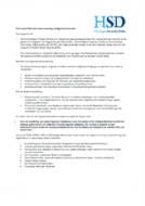 Convenant Nationale Samenwerking Veiligheid & Innovatie