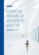 Iedereen wil uiteindelijk die voorspellende glazen bol (Dutch)
