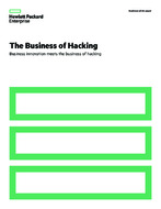 The Business of Hacking