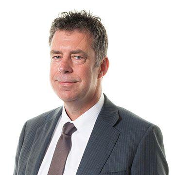 Henk Geveke (Treasurer)